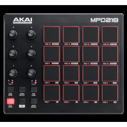 MIDI-контроллер Akai MPD 218